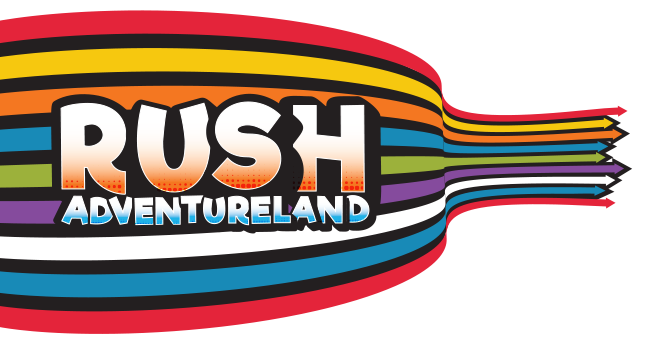 Rush Adventureland Logo