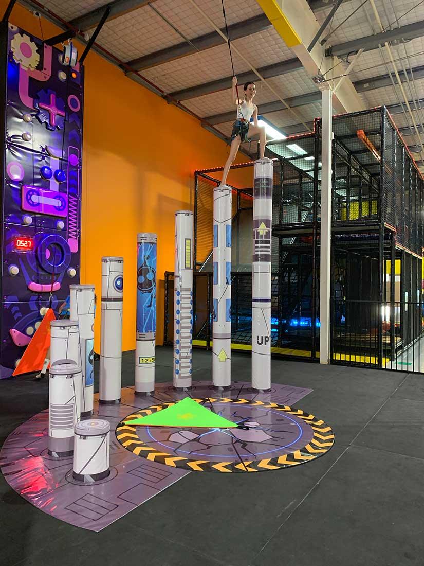 Qld S Largest Indoor Family Entertainment Centre Rush Adventureland