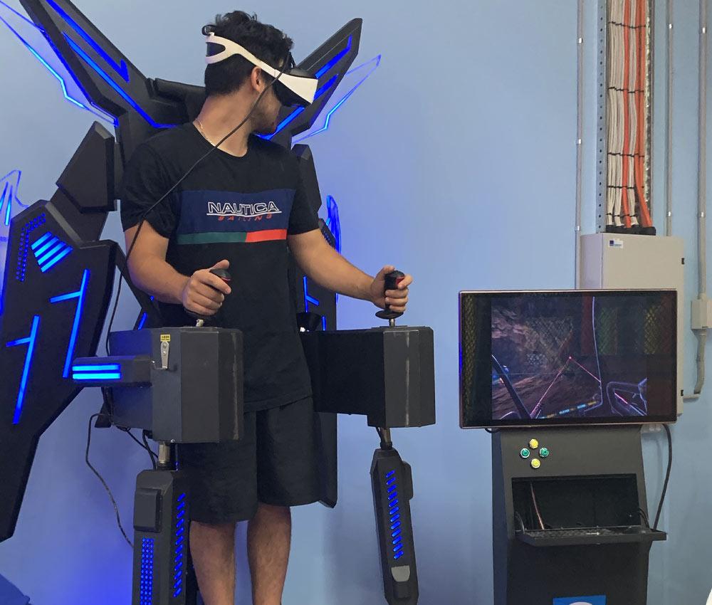 virtual reality sunshine coast