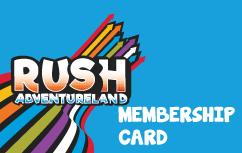 rush membership card